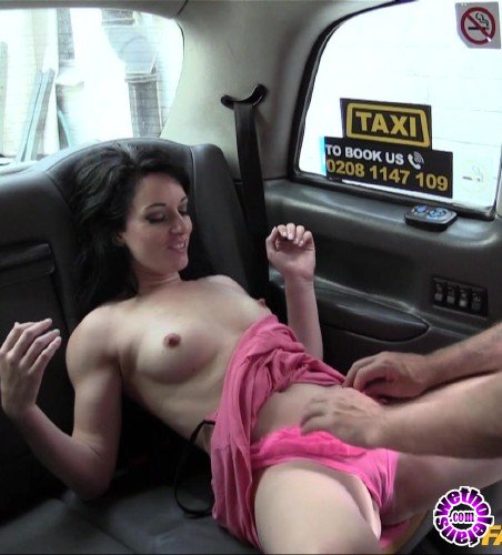 FakeTaxi - Jasmine Lau - Soaking Wet Creampie on First Date (FullHD/1.3GB)