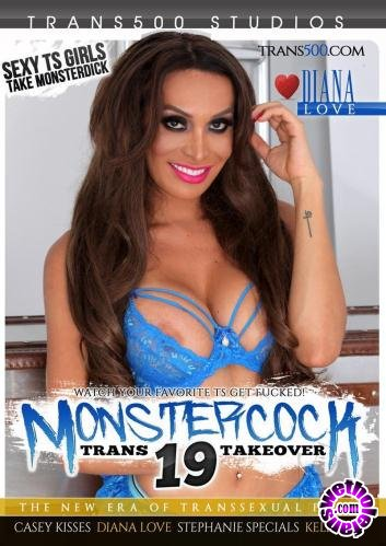 Monster Cock Trans Takeover 19 (2017/WEBRip/SD/1.57 GB)