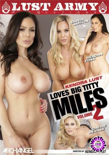Kendra Lust Loves Big Titty MILFs 2 (2017/WEBRip/SD/1.69 GB)