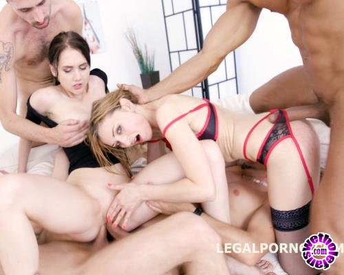LegalPorno - Crystal Greenvelle, Luca Bella - Teens In Control - Crystal Greenvelle Over Luca Bella - Part 2 GIO401 (FullHD/1080p/4.53 GB)