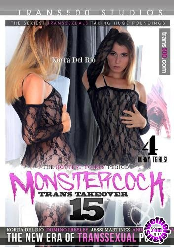 Monster Cock Trans Takeover 15 (2017/WEBRip/HD/2.06GB)