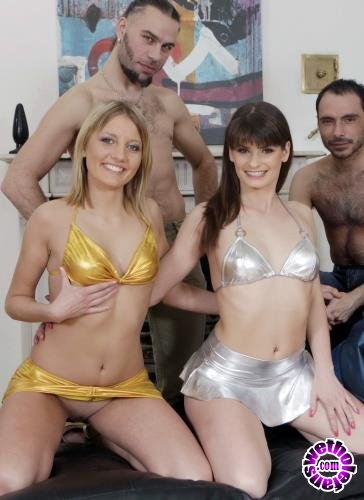 LegalPorno - Betty, Xenia - Betty And Xenia In Double Anal Foursome NR339 (FullHD/1080p/2.30 GB)