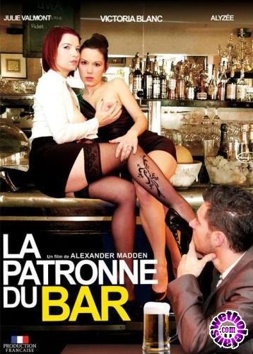 La Patronne Du Bar (2014/WEBRip/SD/1.96 GB)