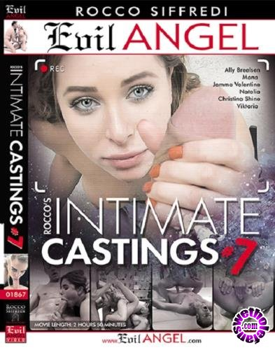 Roccos Intimate Castings 7 (2017/WEBRip/SD/2.5 GB)
