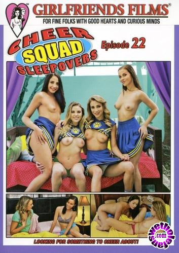 Cheer Squad Sleepovers 22 (2017/WEBRip/SD/2.68 GB)