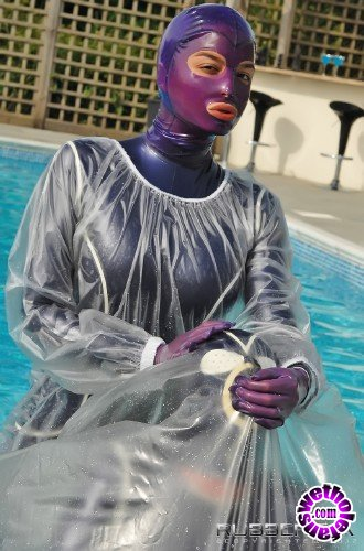 RubberEva - Rubber Eva - Purple Pool Side Fuckers Part 5 (FullHD/1080p/206 MB)