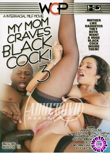 My Mom Craves Black Cock! 3 (2009/DVDRip/2.06 GB)