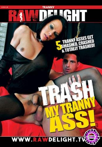 Trash My Tranny Ass (2016/WEBRip/SD/1.63 GB)