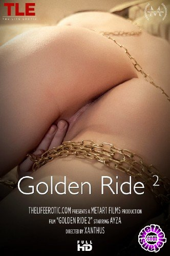 Thelifeerotic - Ayza - Golden Ride 2 (FullHD/1080p/284 MB)