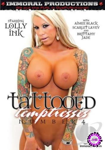 Tattooed Temptresses 4 (2014/WEBRip/SD/1.63 GB)