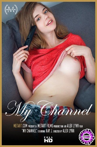 MetArt - Kay J - My Channel (FullHD/1080p/511 MB)