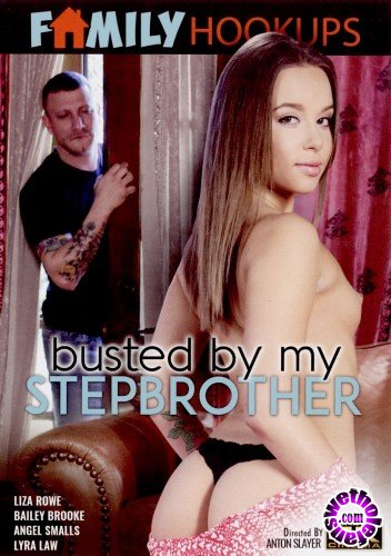 Busted By My Step-Brother (2017/WEBRip/SD)