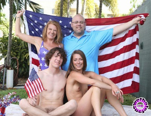 FamilyStrokes - Kirsten Lee - Independence Day (FullHD/1080p/3.46 GB)
