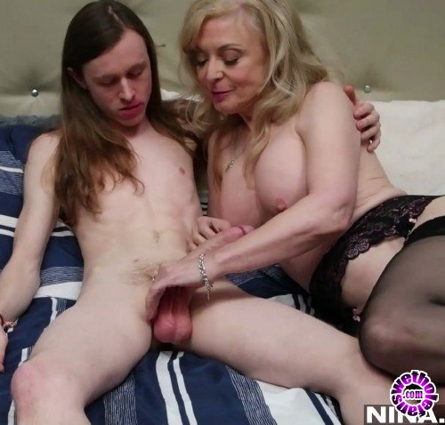 Nina - Nina Hartley - Nina Hartley Fucks em Big (FullHD/1080p/1.67 GB)