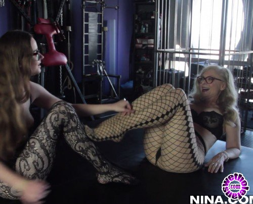 Nina - Nina Hartley, Jay Taylor - Nina Hartley and Jay Taylor Have Plans (FullHD/1080p/671 MB)