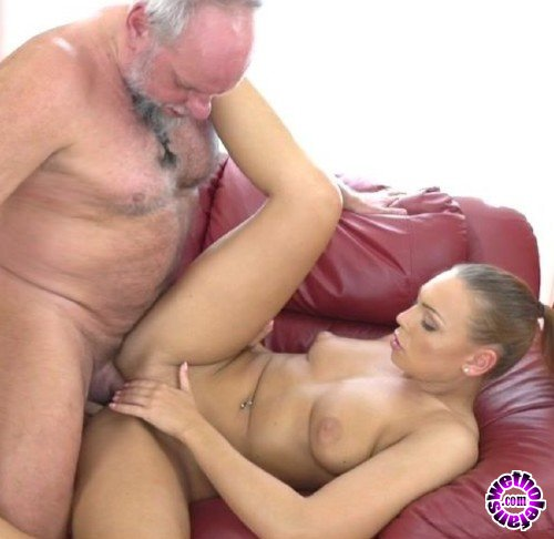 GrandpasFuckTeens/21Sextreme - Ornella Morgan, Albert - Pleasing Naughty Grandpa (FullHD/1080p/1.52 GB)