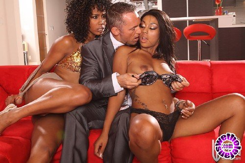 WickedPictures -  Leilani Leeane, Misty Stone  - Sex, Scene 5 (FullHD/1080p/1.38 GB)