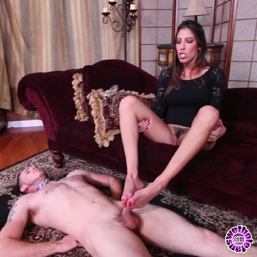 SubbyHubby -  Dava Foxx  - Released by Her Hot Feet (FullHD/1080p/1.23 GB)