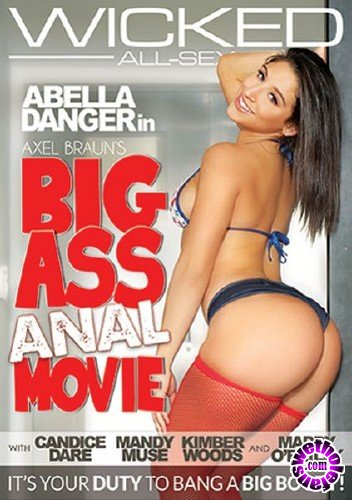Axel Brauns Big Ass Anal Movie (2017/WEBRip/FullHD)