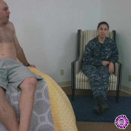 Brickyates - Nataly Lopez - Girl joined the Navy then decided to do porn in her uniform (FullHD/1080p/440 MB)