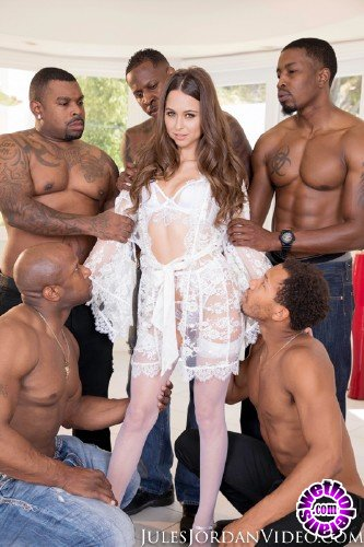 Julesjordan - Riley Reid - The Gangbang of Riley Reid (FullHD/1.35GB)