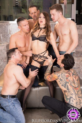 Julesjordan - Riley Reid - The Gangbang of Riley Reid (FullHD/1.43GB)