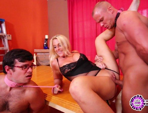 SubbyHubby - Paris Knight - Paris Trains Her Husband Part 3 - Fucking Her Husband (FullHD/1080p/683 MB)