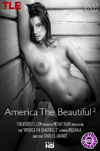 TheLifeErotic - Melena A - America The Beautiful 2 (FullHD/1080p/566 MB)