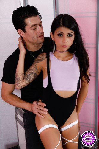 BurningAngel - Sadie Pop - Sadie Pop Teen Creampie (HD/405MB)