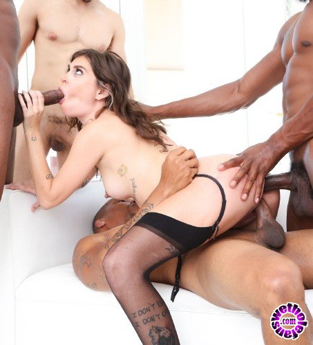 DevilsFilm - Kacie Castle - Blacked Out 8, Scene 1 (FullHD/1.56GB)