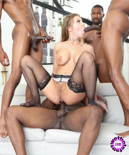 DevilsFilm - Britney Amber - Blacked Out 8, Scene 2 (FullHD/1.4GB)