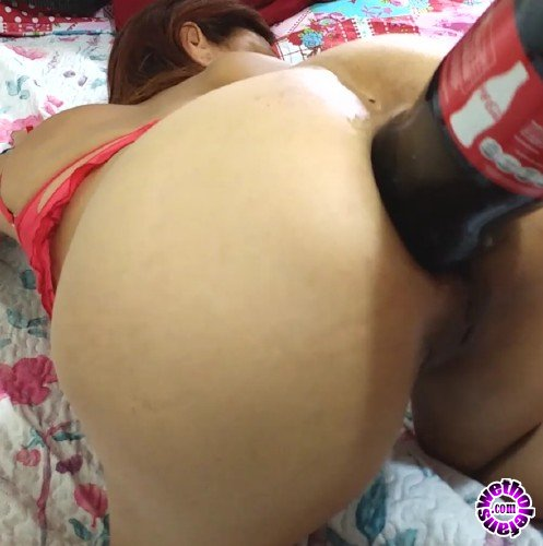SicFlics - Maria - Marias anal cola bottle fuck (FullHD/1080p/544 MB)