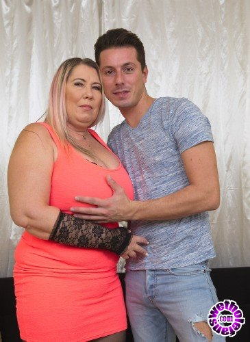Mature - Bartina 53 - Big breasted Bbw Bartina doing her toyboy (FullHD/1080p/1.58 GB)
