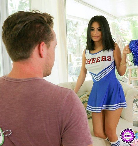 Exxxtrasmall/TeamSkeet - Monica Asis - Hot Little Cheerleader (HD/1.6GB)