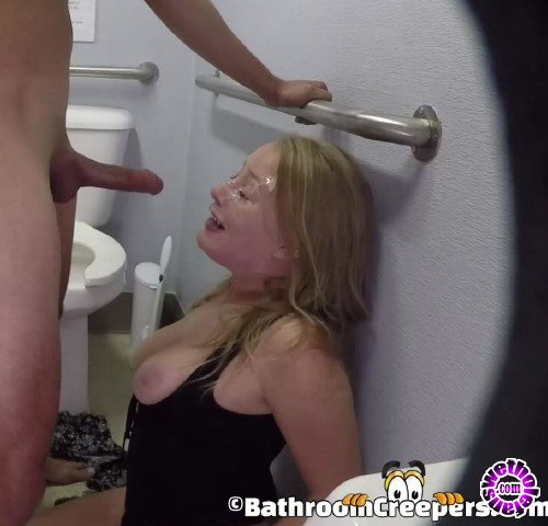 BathroomCreepers - Charlie - Public Bathroom Spy Cam 26 (FullHD/1080p/432 MB)