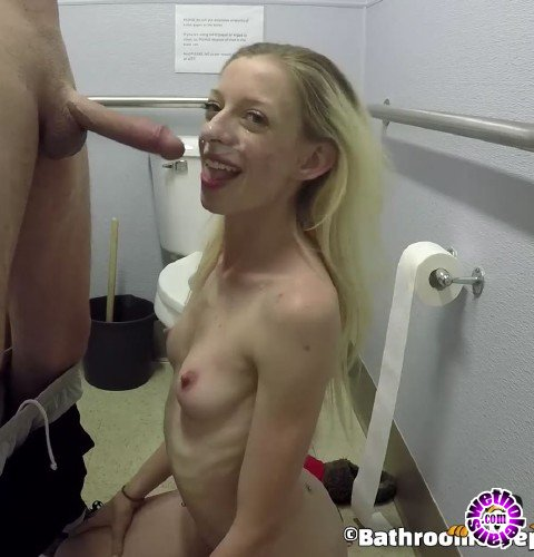 BathroomCreepers - Mikayla - Public Bathroom Spy Cam 20 (FullHD/1080p/334 MB)