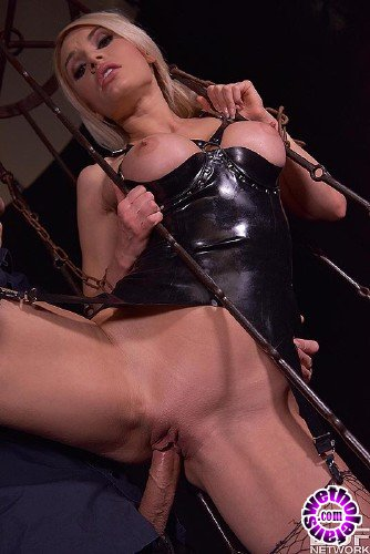 HouseOfTaboo/DDFNetwork - Kitana Lure - Shackled, Spanked and Penetrated (HD/956MB)