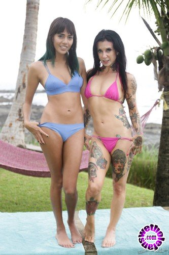 Burningangel - Joanna Angel, Janice Griffith - Fucking Young Whores On Vacation (FullHD/2.01GB)