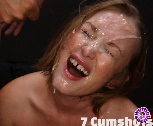 BlowBangGirls - Hailey - Completely Cum Covered Blowbang (FullHD/1080p/832 MB)