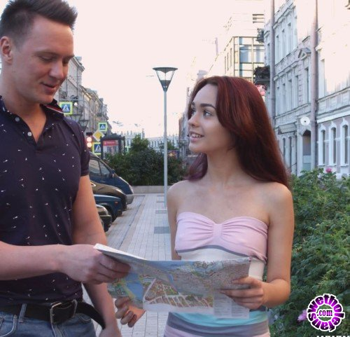 CasualTeenSex - Michelle Can - Teen redhead sex in a big city (FullHD/1080p/1.50 GB)