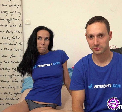 AmateriPremium - Lucie - Czech amateurs couple Lucie and Milan (FullHD/1080p/792 MB)