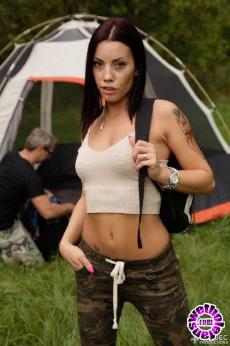 QuebecProductions - Shana Lane, Criss Simon - Camping X-treme 3 (FullHD/1080p/1.55 GB)