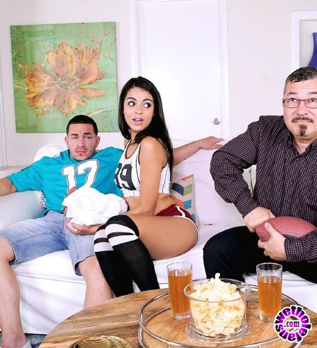 FamilyStrokes - Vienna Black - The Stepsis Conversion (HD/1.69GB)