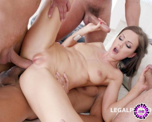 LegalPorno - Tina Kay - Total DAP Destruction Tina Kay - Almost All DAP, Lots Of TP, Tunnel Vision, Gapes, Facial GIO446 (UltraHD/4K/9.82 GB)