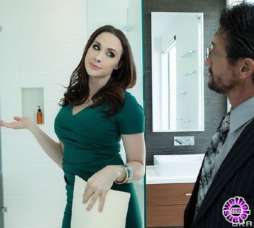 BigTitsAtWork/BraZZers - Chanel Preston - Her First Big Sale 2 (FullHD/3.5GB)