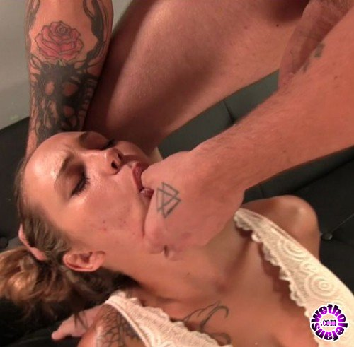 Gkaproductions/Clips4sale - Sasha Foxxx - Sasha Foxxx Gets Throat Fucked (FullHD/1080p/495 MB)
