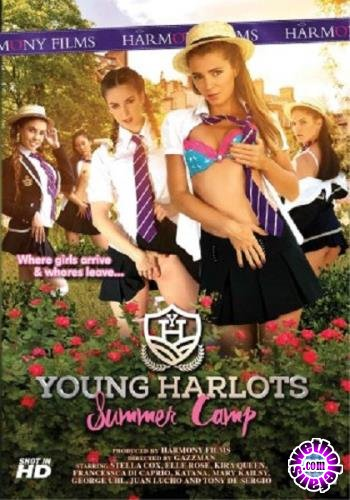 Young Harlots Summer Camp (2017/WEBRip/FullHD/5.39 GB)