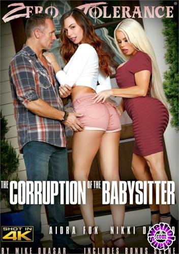 The Corruption Of The Babysitter (2017/WEBRip/SD/1.74 GB)