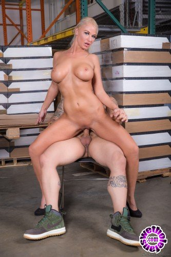 DevilsFilm - London River, Derrick Pierce - Big Tits Office Chicks 4, Scene 3 (FullHD/1.3GB)