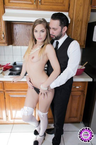 EvilAngel - Sydney Cole - Mobsters Wife Fucks, Sucks And Swallows (FullHD/1.75GB)